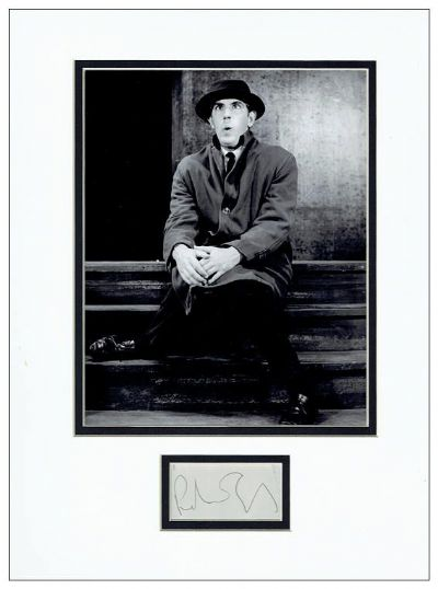 Peter Cook Authentic Autograph Signed For Sale
